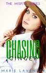 Chasing Ginger - mockup cover19