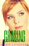 Chasing Ginger - mockup cover22