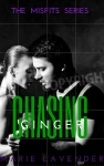 Chasing Ginger - mockup cover45