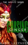 Chasing Ginger - mockup cover50