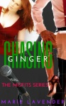 Chasing Ginger - mockup cover58