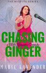 Chasing Ginger - mockup cover64