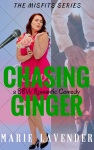 Chasing Ginger - mockup cover65