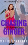 Chasing Ginger - mockup cover66