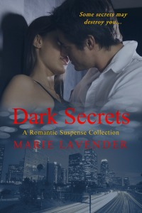 DARK SECRETS - Print cover