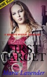 First Target mockup cover12