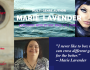 OUTSIDE THE LINES: MARIE LAVENDER